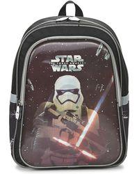 Disney - Star Wars Sac A Dos Boys's Children's Backpack In Black - Lyst