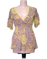 Esprit Top manches courtes - S Blouses - Multicolore