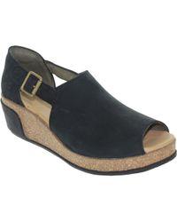 El Naturalista - 5003 Women's Sandals In Black - Lyst