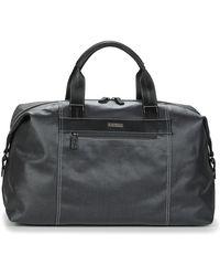 David Jones 786603 Women's Travel Bag In Black