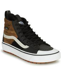 Vans Hoge Sneakers Sk8-hi Mte 2.0 Dx - Zwart