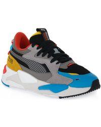 PUMA - Lage Sneakers 01 Rs Z Jr - Lyst