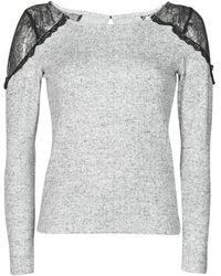 Naf Naf T-shirt - Gris