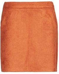 Vero Moda Jupes - Orange