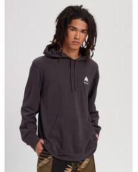 Burton Sweater Mountain Pullover Hoodie - Zwart