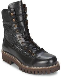 McQ Alexander McQueen | Fraser Men's Mid Boots In Black | Lyst