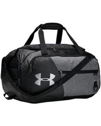 Under Armour Undeniable Duffle 40 Travel Bag - Black