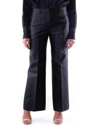 Givenchy Pantalons de costume BW50EG12MN - Bleu