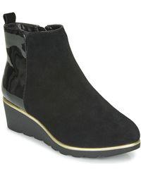 DAMART Laarzen 63589 - Zwart