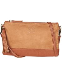 Oxbow - Fonta Women's Shoulder Bag In Brown - Lyst