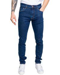 Harmont & Blaine Harmont Blaine WNF007-059425B02 Jeans - Bleu