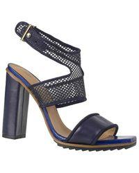 Lacoste Eliana 5 Srw Women's Sandals In Multicolour - Blue