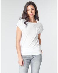 G-Star RAW T-shirt - Blanc
