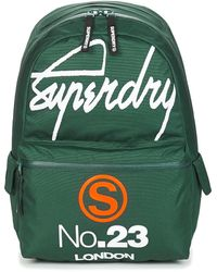 Superdry Rugzak International Bum Bag Montana - Groen