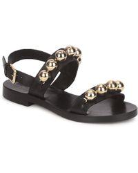 Sonia Rykiel - Grelots Women's Sandals In Black - Lyst