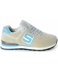 Smith's - 23370 Women's Shoes (trainers) In Grey - Lyst