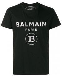 Balmain SH01601 - Hombres - Negro