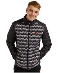 Ellesse Sweater Tartaro Padded Shg07397 - Zwart