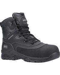 Magnum Broadside 8.0 Walking Boots - Black