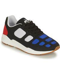 Le Coq Sportif Lage Sneakers Zepp - Zwart