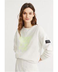Ecoalf Sweat-shirt - Gris