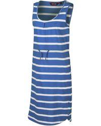 Regatta Felixia Cotton Dress Dress - Blue