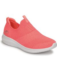 Skechers Zapatos ULTRA FLEX - Rosa