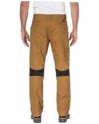 CAT Caterpillar Custom Lite Trousers Lightweight Durable Mens Work Pants
