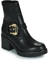 Versace Jeans Couture Stiefeletten RIME - Schwarz