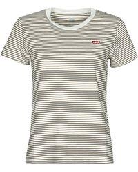 Levi's T-Shirt Perfect Tee - Neutro