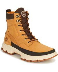 Timberland Laarzen Tbl Orig Ultra Wp Boot - Geel