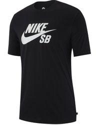 Nike - T-shirt da skate SB Dri-FIT - Lyst