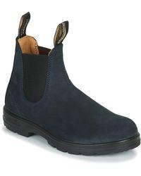 Blundstone Laarzen Classic Chelsea Boots 1940 - Blauw