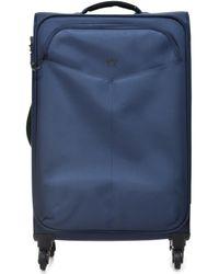 Y Not? ? L-9002 Soft Suitcase - Blue
