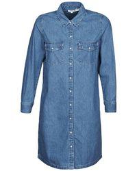 Levi's Abito Corto Selma Dress - Blu