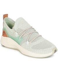 Timberland Lage Sneakers Flyroam Go Knit Chukka - Blauw