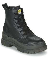 Buffalo Boots - Noir
