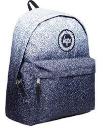 Hype Speckle Fade Backpack Bag Backpack - Black