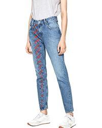 Pepe Jeans PL203435R Jeans - Bleu