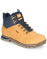 Kappa Hoge Sneakers Sphyrene - Naturel