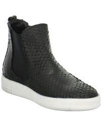 Tamaris - Alyx Women's Low Ankle Boots In Black - Lyst