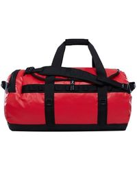 The North Face Base Camp Duffle L Bag Red