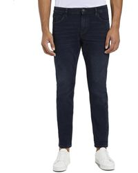 Tom Tailor Bas Jeans - Bleu
