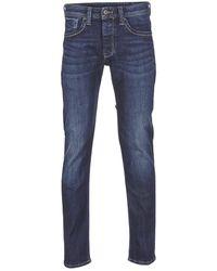 Pepe Jeans Jeans CASH - Azul