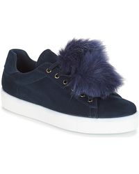 André - Lage Sneakers Pompon - Lyst
