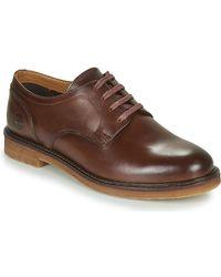 Timberland Zapatos Hombre OAKROCK LT OXFORD - Marrón