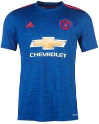 2499a7f70 adidas - 2016-17 Manchester United Away Shirt (schweinsteiger 31) - Kids  Women s