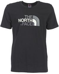The North Face T-shirt - Noir