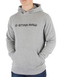 be4f5213a7 G-Star RAW - Men s Loaq Pullover Hoodie