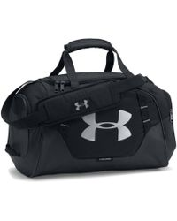Under Armour - Under Amour Undeniable Xs Duffle Bag - Black Women's Sports Bag In Black - Lyst
